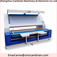 Factory used fabric inspection machine with high quality