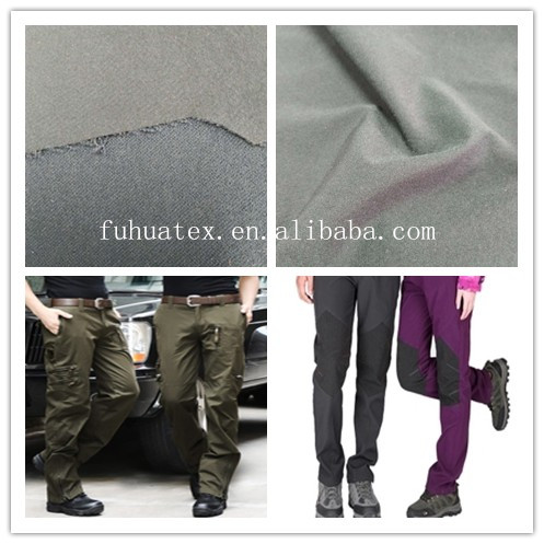 70D+40D Nylon/Spandex four ways stretch Casual fabric /pants