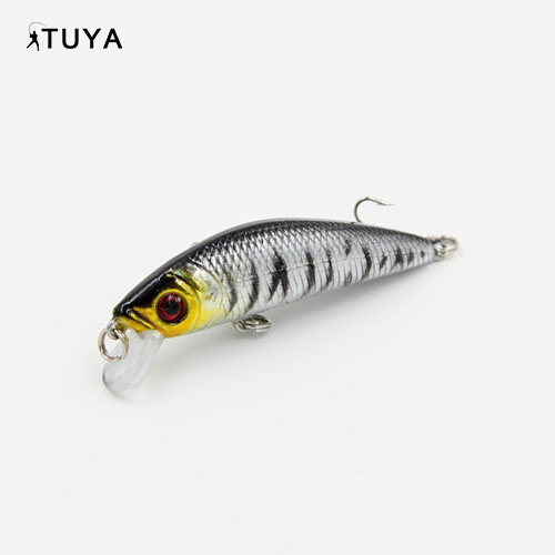 Factory supply top water islander fishing lures with engraved  pattern