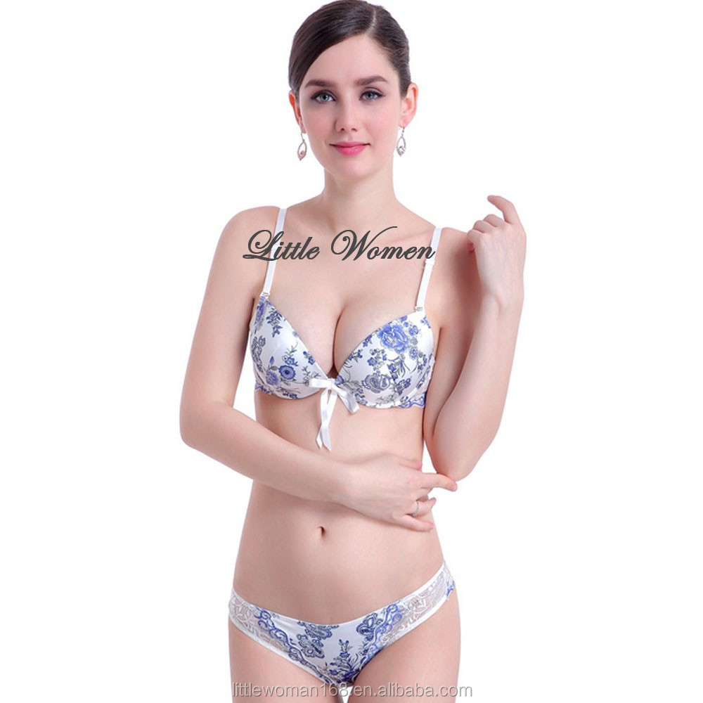 Honest Wire Free Steel Ring Triangle Cup Underwear Ultra-thin Sexy Lace Side Bra Selling Well All Over The World Underwear & Sleepwears