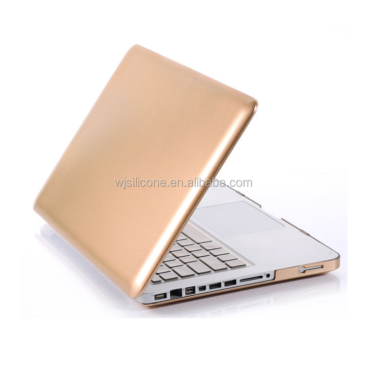 Hot selling protective matte hard flip covers for Macbook Pro Air Retina 11 13 15 inch