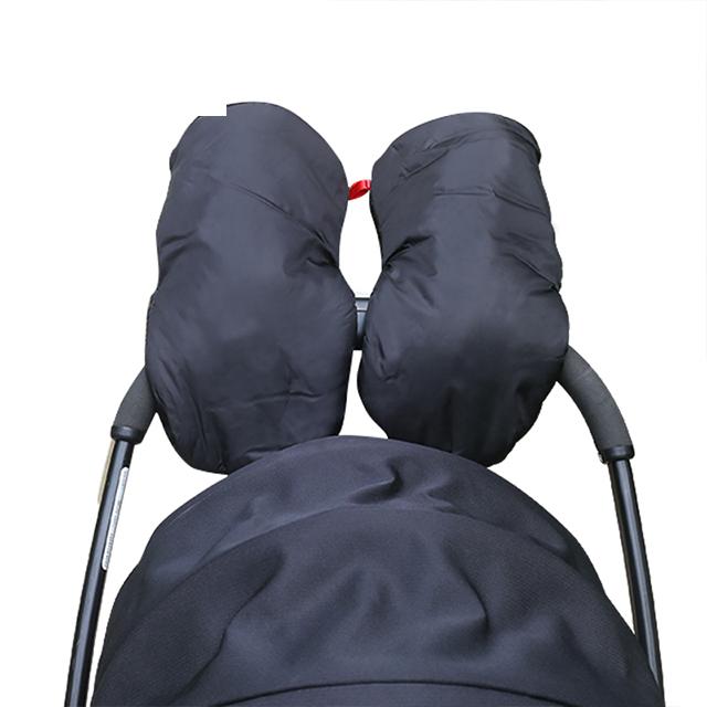 High quality baby stroller hand muff