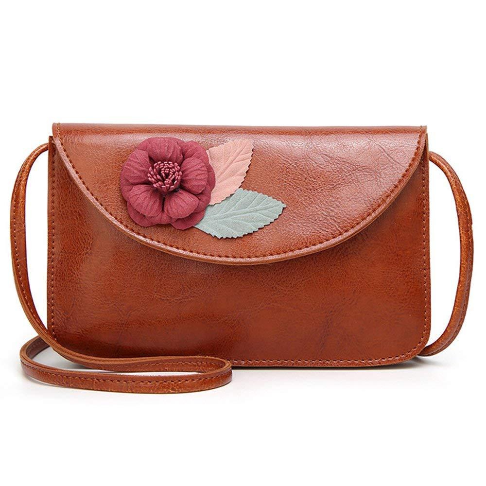 Women PU Leather Handbag Ladies Fashion Envelope Bag Small Crossbody Bag Women Clutch Purse
