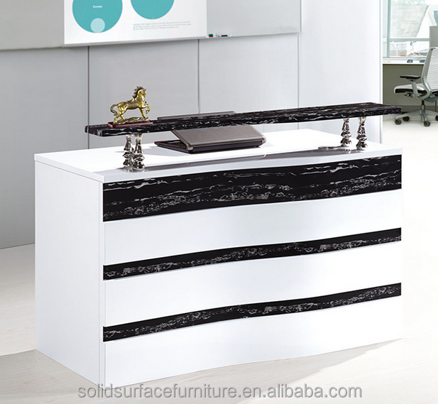 Tw Modern Fancy Retail Shop Checkout Counter For Sale