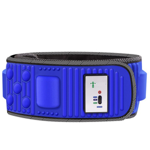 Body Fat Burning Slimming Vibration Weight Loss Belt Massage