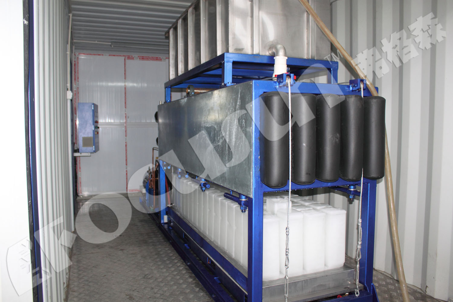 R22 Freon For Sale >> Focusun Used Commercial Block Ice Makers For Sale 3.5ton ...