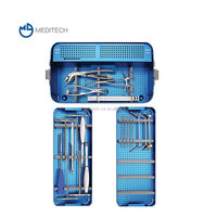 AO Standard Orthopedic Surgical Instruments General Surgery Small fragment Instrument set for fracture surgery with trauma plate