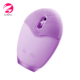 New Invention Product Automatic Foaming Battery Electric Shower Rubber Silicon Bath Brush For Body