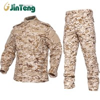 Digital camouflage military army ACU combat uniform jacket and pants