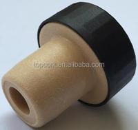 Plastic cap synthetic cork wine bottle stopper TBP18.2-29-19.2-12.9-6.7g