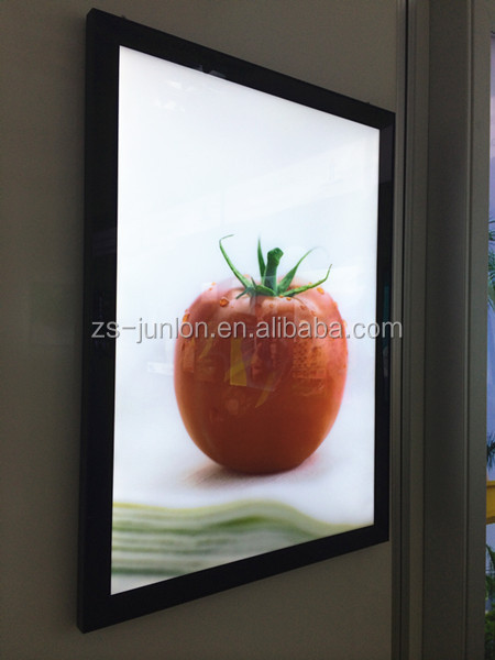 2015 led fast-food-restaurant led menü board