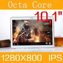 10.1″ Tablet PC 3g 4g tablet Octa Core 1280 * 800 ips 5.0mp 4g ram rom 128gb android 5.1 gps bluetooth Dual sim card Phone Call