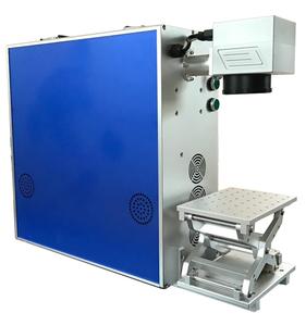fiber max laser source marking spare parts 10w 20w 30w cheap fiber laser  machine