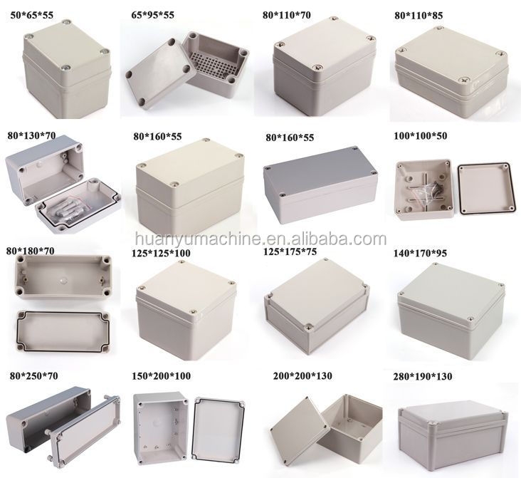 Oem Many Types Of Electrical Electrical Junction Box Buy