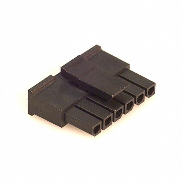 6 pin 3.0mm molex 43645-0600 connector plug
