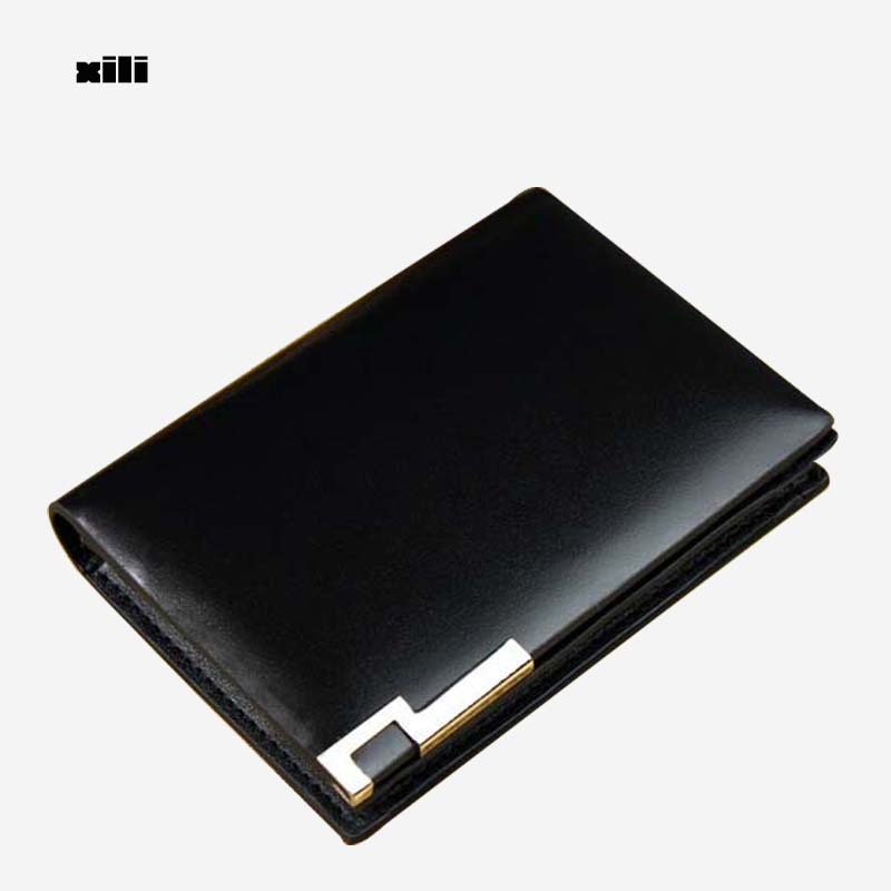 Big Promotion! Women&Men's 100% Genuine Cow Leather Name Business Credit Card Holder Bags, Fashion Gifts S1048