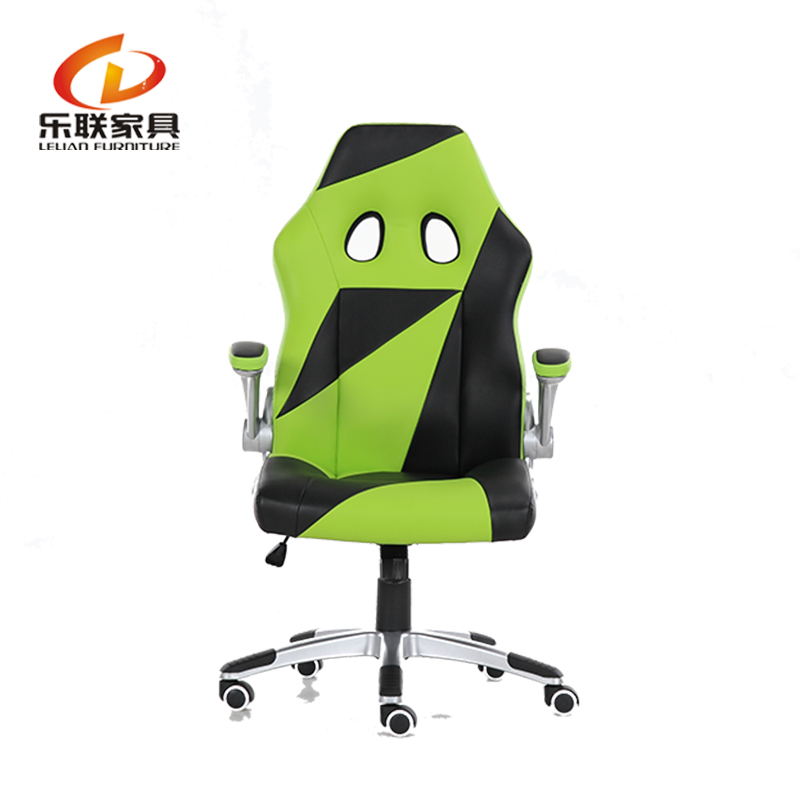 Amazing High Back Race Car Style Bucket Seat Office Desk Chair Gaming Chair Green New Buy Gaming Chair Office Desk Chair Office Desk Chair Gaming Product On Frankydiablos Diy Chair Ideas Frankydiabloscom