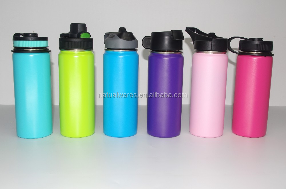 Vacuum Insulated Stainless Steel Water Flask,Summit Wide ...