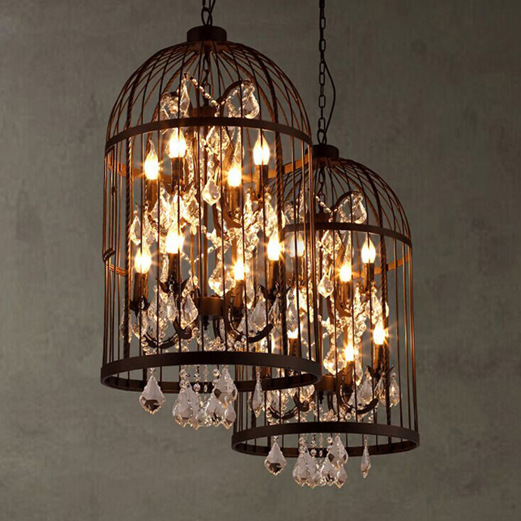 Birdcage pendant lamp birdcage pendant lamp suppliers and birdcage pendant lamp birdcage pendant lamp suppliers and manufacturers at alibaba aloadofball Gallery