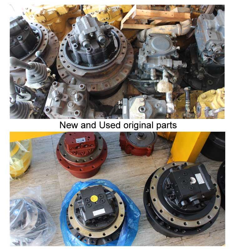 New Holland E215b Trave Motor,Final Drive,Kobelco Hydraulic Motor ...