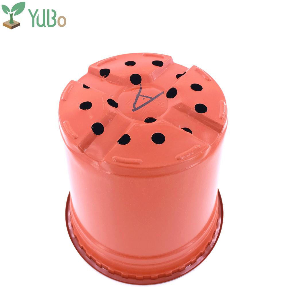 Cheap Artis Plastic Terracotta Flower Pot For Garden Nursery Buy