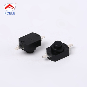 Mini waterproof push button switch 2step touch button switch