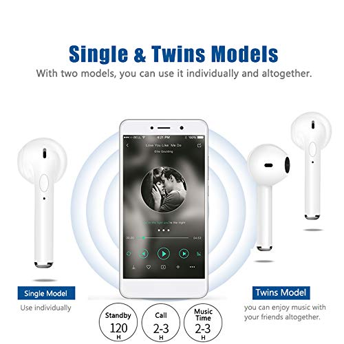 2019 Amazon Hot Sell I9S Sport TWS Wireless Earbuds with Charging Box