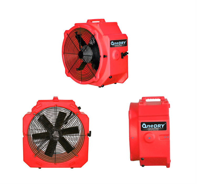 Portable Blower And Vacuum 2 Inch Inline Blower Fan Air Ventilation Unit