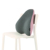 Ergonomic Seat Lower Design Message Back Cushion Desk Office Chair Lumbar Support Cushion Memory Foam Car Lumbar Cushion For Bed