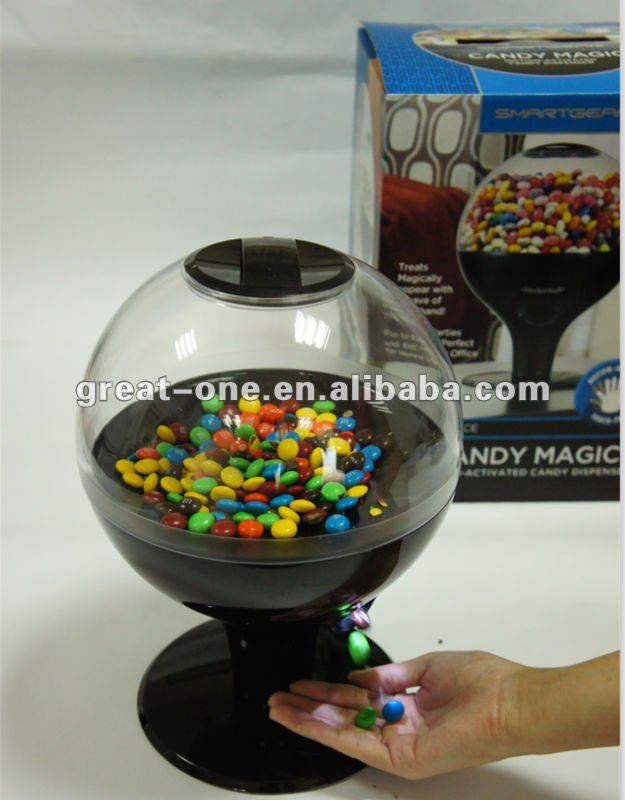 Emerson Motion Activated Candy Dispenser ~ Candy magic dispenser instructions automatic soap