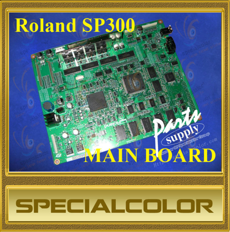 Original Roland SP300 Printer Main Board motherboard sp300