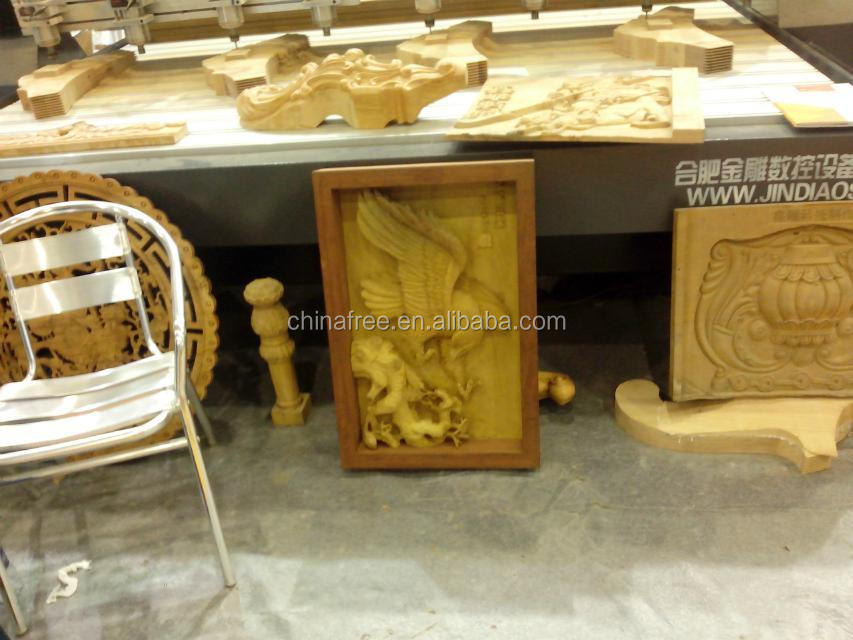 cnc wax carving machine