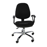 Swivel Fabric Classical Office Chair Secretary Chair With Cheap Price