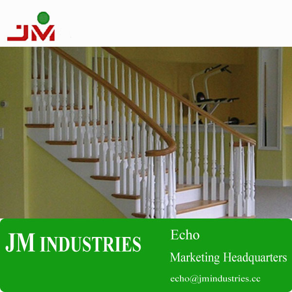 Timber Staircase Price: Timber Stair Railing/ Baluster For Staircase