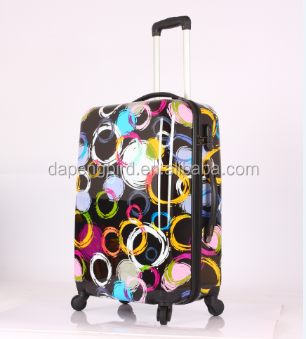 travel luggage Flight case trolley suitcase uprights lightweight luggage bags