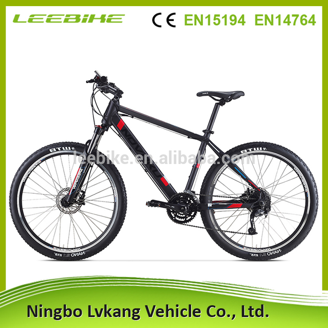 36v electric bicycle high qulality electric mountain bike 2017 electric mountain bike