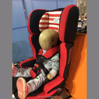 Alibaba Customize Size Color Designer Child Car Seats For Baby Between 9 36kg