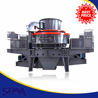Vsi series vertical stone crusher machine , vertical shaft impact crusher price