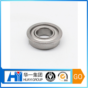 Custom cnc machining parts stainless steel deep groove ball bearing