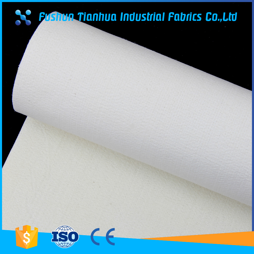 High quality Polyester needle felt air filter fabric