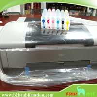 a3 Digital dye sublimation paper printing machine for t shirt