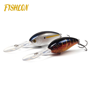 New designed 65mm crank bait lure molds with long bill
