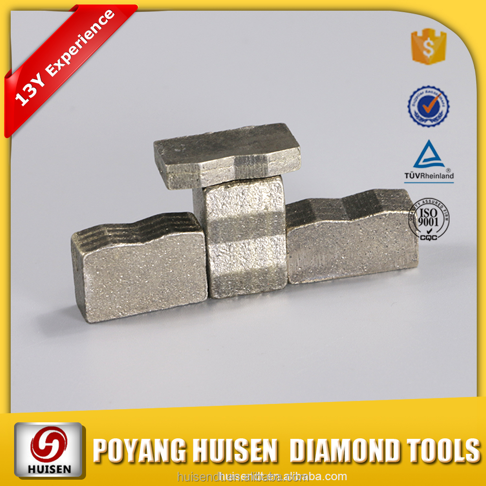 Combination Saw processing Diamond segments for sandstone