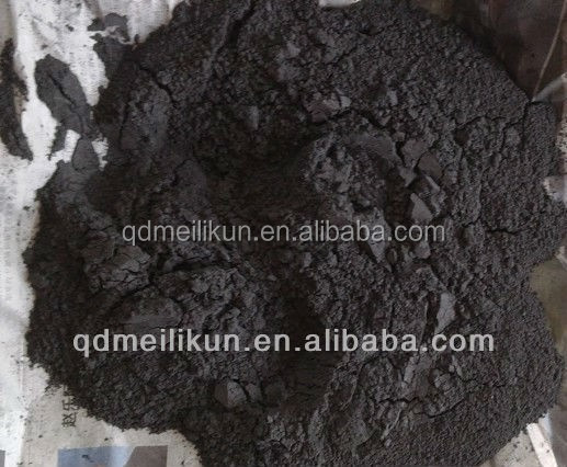 Amorphous graphite powder for alkaline battery