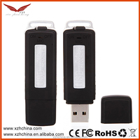 2-in-1 8GB Mini USB Sound Voice Recorder-Best Spy Voice Recorder With USB Flash Drive