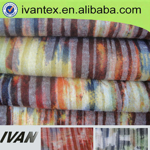 T/C burn out 65 polyester 35 cotton fabric