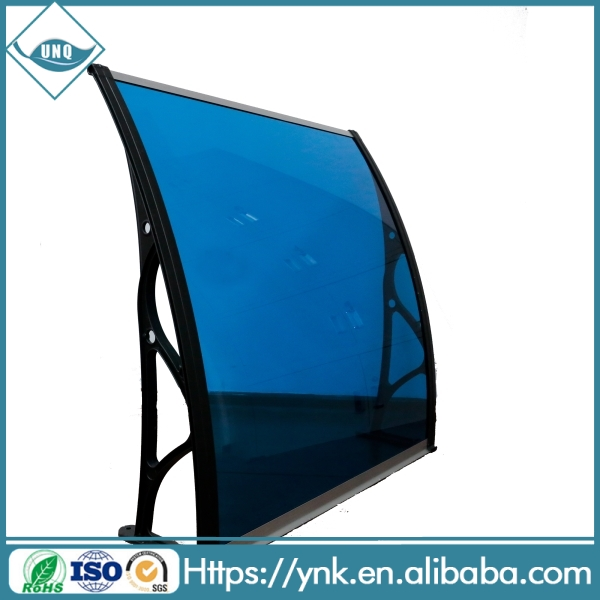pc awning/ canopy use polycarbonate window awning. shades garage rain shelter bracket size 600mm to 1500mm. house rain shelter