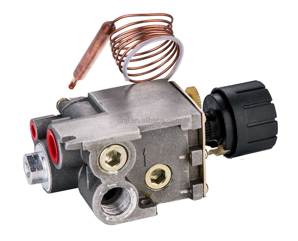 Gas Fireplace Control Valve/thermostat Gas Control Valve - Buy ...