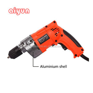 Aiyun 880W High Quality Electric Hand Drill Machine Bosch Style