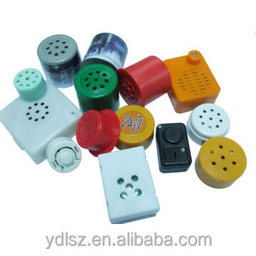 Mini Christmas plastic music box for plush toy and dolls